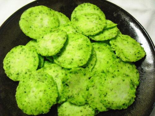 海苔煎餅 のり味せんべい